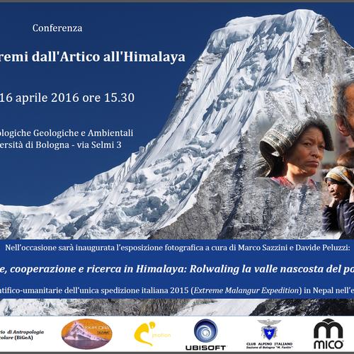 Locandina Conferenza del 16 aprile 2016
