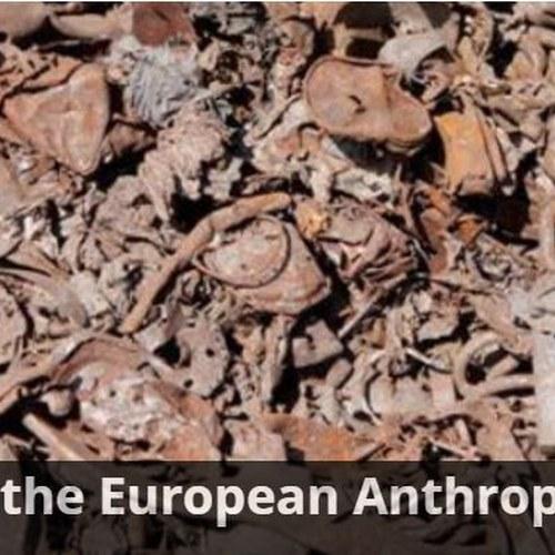 Mining the European Anthroposphere